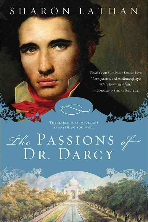 The Passions of Dr. Darcy By Lathan, Sharon