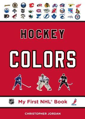Hockey Colors By Jordan, Christopher